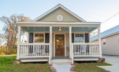 Grand Coteau Single Family Home For Sale: Tbd Chatrian Street