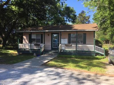 Lafayette Parish Commercial For Sale: 3725 W Pinhook Road