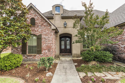 Copper Meadows Single Family Home For Sale: 109 Spring View Drive