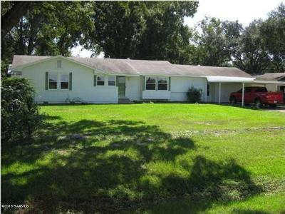 Ville Platte Single Family Home For Sale: 1299 Tate Cove Road