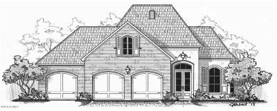 Sabal Palms Phase 2 Single Family Home For Sale: 106 Foxtail Trail