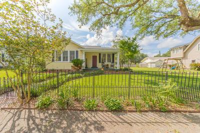 New Iberia Single Family Home For Sale: 156 Pollard Avenue