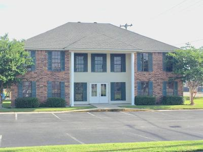Lafayette Parish Commercial For Sale: 3112 W Pinhook Road #101