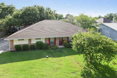 Scott Single Family Home For Sale: 704 Timmy Street