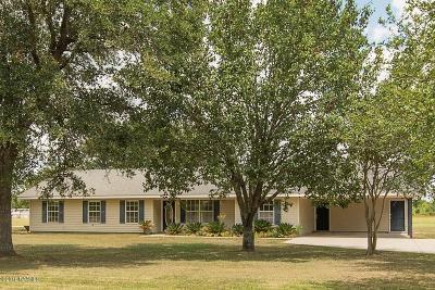 Arnaudville Single Family Home For Sale: 7023 La Hwy 93