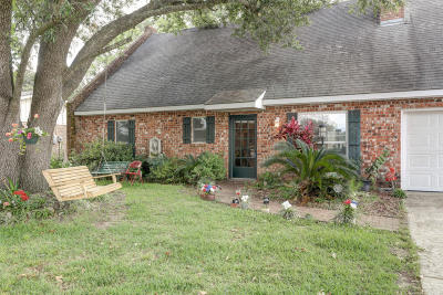 Lafayette Single Family Home For Sale: 113 Orgeron Drive