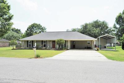 Abbeville Single Family Home For Sale: 13806 Lynnedale Loop