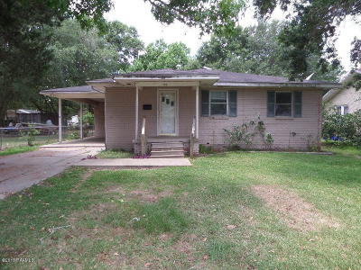 Gueydan Single Family Home For Sale: 706 8th Street
