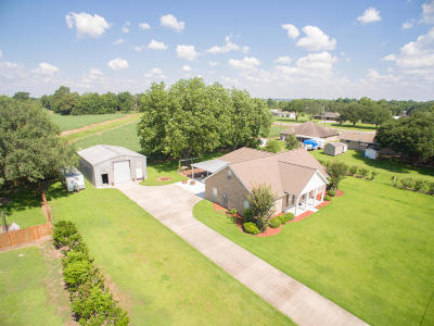 Youngsville Single Family Home For Sale: 3400 Romero Road