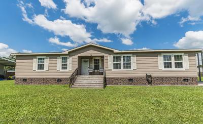 Carencro Single Family Home For Sale: 103 Dunaway Street
