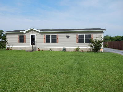 Maurice Single Family Home For Sale: 7870 La Hwy 343
