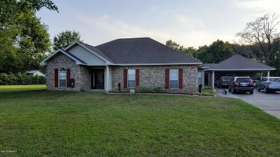 Eunice Single Family Home For Sale: 433 Hwy 367