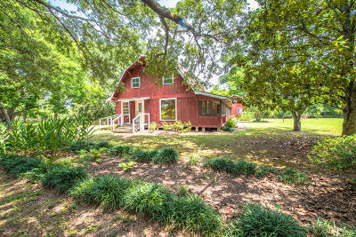 Arnaudville Single Family Home Active/Contingent: 1100 Begnaud Road