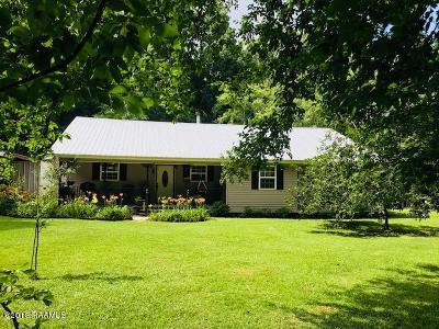 Washington Single Family Home For Sale: 141 White Oak Road