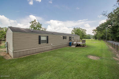Carencro Single Family Home For Sale: 1206 Gendarme Road
