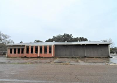 Evangeline Parish Commercial For Sale: 612 Main Street