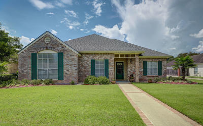 Lafayette Single Family Home For Sale: 115 Gentry Circle