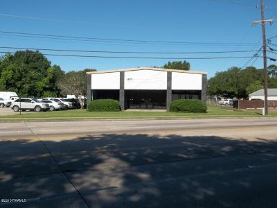 Lafayette Parish Commercial For Sale: 1145 N Universtiy Avenue
