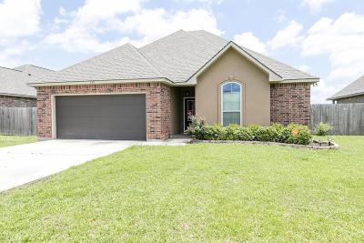 Duson Single Family Home For Sale: 122 Broland Drive