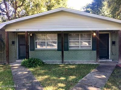Lafayette Rental For Rent: 1618 W St Mary Boulevard