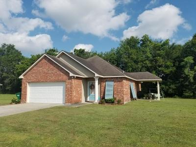 Breaux Bridge Single Family Home For Sale: 1013 Bridgetowne Lane
