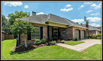 Youngsville Single Family Home For Sale: 206 Southlake Circle