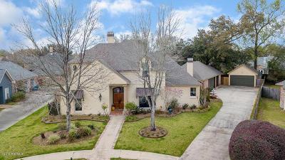 Lafayette Single Family Home For Sale: 408 Farmington Drive