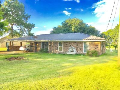 New Iberia Single Family Home For Sale: 4103 Darnell Road