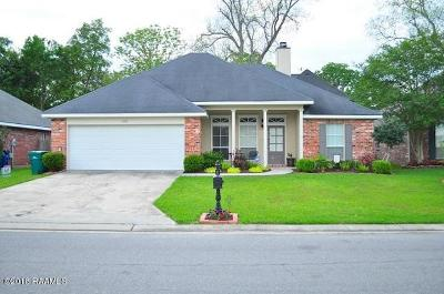 Youngsville Single Family Home For Sale: 108 Windermere Circle