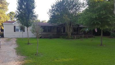 Ville Platte Single Family Home For Sale: 1482 Redlick Road