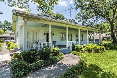 Eunice Single Family Home For Sale: 251 S 7th Street