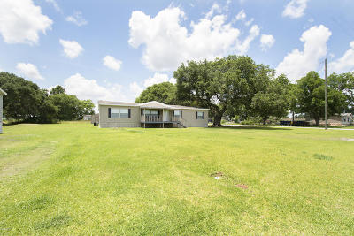 Vermilion Parish Single Family Home For Sale: 4238 Leroy Road