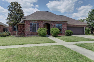 Youngsville Single Family Home For Sale: 112 Nicole Drive