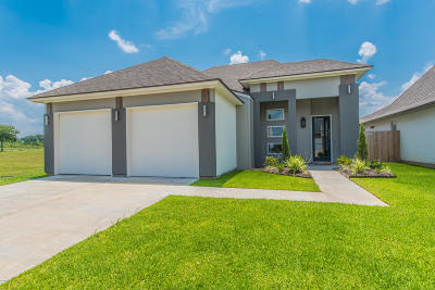 Broussard Single Family Home For Sale: 226 Whispering Meadows Road