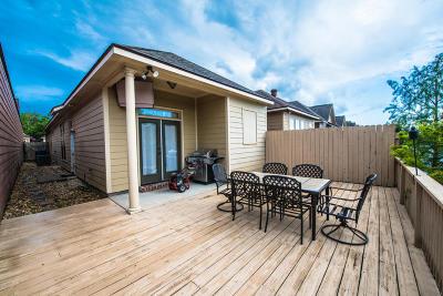 Lafayette Single Family Home For Sale: 110 Treasure Cove