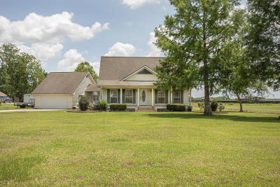 St. Martinville Single Family Home For Sale: 1059 Germain Street