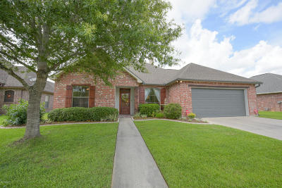 Youngsville Single Family Home For Sale: 307 Southlake Circle