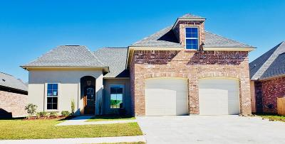 Woodlands Of Acadiana Single Family Home For Sale: 305 Woodstone Drive