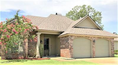 Lafayette Single Family Home For Sale: 201 Lo Saab Cove