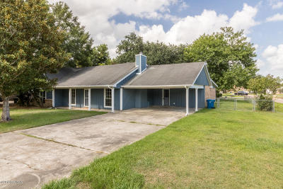 Lafayette Single Family Home For Sale: 123 Aspasie Drive