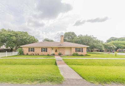 Lafayette Single Family Home For Sale: 201 E Martial Avenue