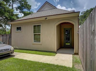 Lafayette Single Family Home Active/Contingent: 100 Sunnyvale Avenue