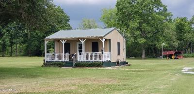St. Martinville Single Family Home For Sale: 1031 Paul Joseph Road