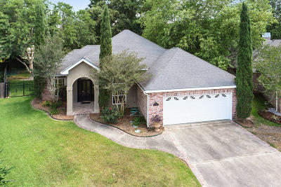 Lafayette Single Family Home For Sale: 109 Britain Circle