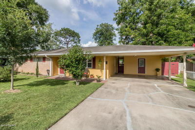 Lafayette Single Family Home For Sale: 107 Mosser Drive