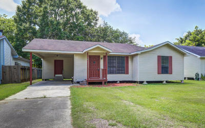 Youngsville Single Family Home For Sale: 118 Southfork Drive