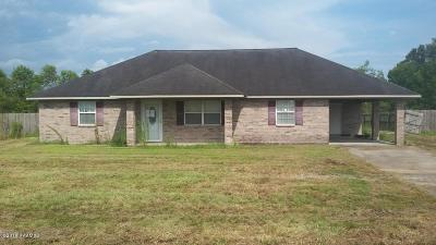 Opelousas Single Family Home For Sale: 144 Jeremy Drive