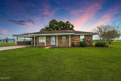 Gueydan Single Family Home For Sale: 39524 Cypress Point Road