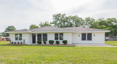 Rayne Single Family Home For Sale: 2371 Abbeville Hwy