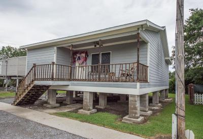 Erath Single Family Home For Sale: 302 Hebert